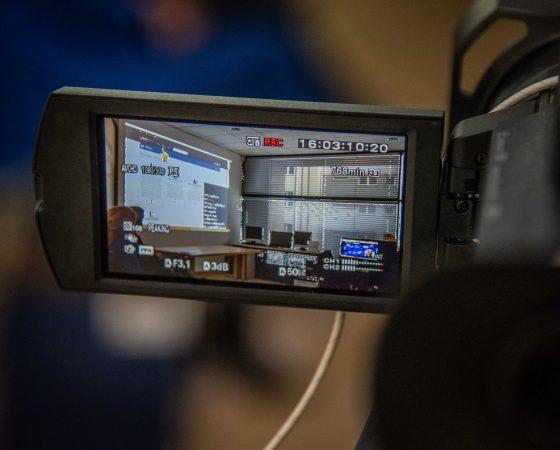 Rejestracja danych wideo